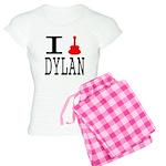 Listen To Dylan Women's Light Pajamas