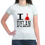 Listen To Dylan Jr. Ringer T-Shirt
