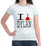 Listen To Dylan Jr. Ringer T-Shirt