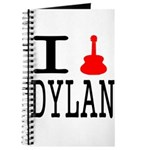 Listen To Dylan Journal
