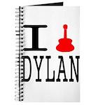 Listen To Dylan Journal