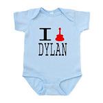 Listen To Dylan Infant Bodysuit