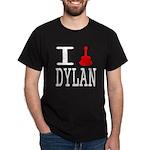 Listen To Dylan Dark T-Shirt
