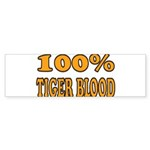 Tiger Blood Sticker (Bumper 10 pk)