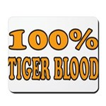 Tiger Blood Mousepad