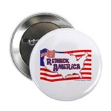 "Redneck America 2.25"" Button (100 pack)"
