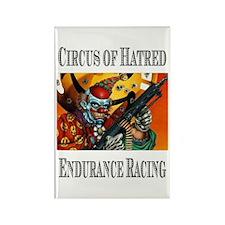 Circus Endurance Racing Magnet