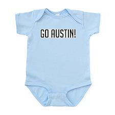 Go Austin! Infant Creeper