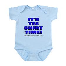 Jersey Shore TST blue Infant Bodysuit