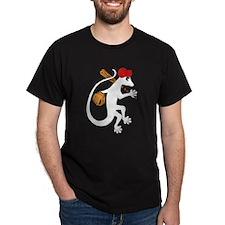 Baseball Gecko T-Shirt