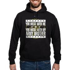 Army Brother Hoodie