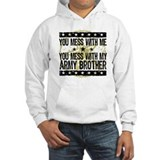 Army Brother Hoodie Sweatshirt