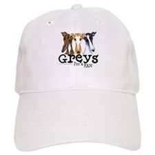 Greys Fan Funny Baseball Cap