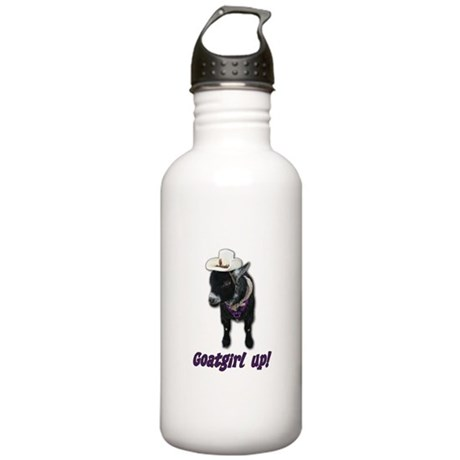 Pygmy Goat Girl Up Stainless Water Bottle 1.0L