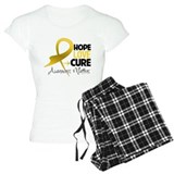 Childhood Cancer Hope pajamas