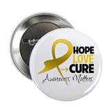 "Childhood Cancer Hope 2.25"" Button"