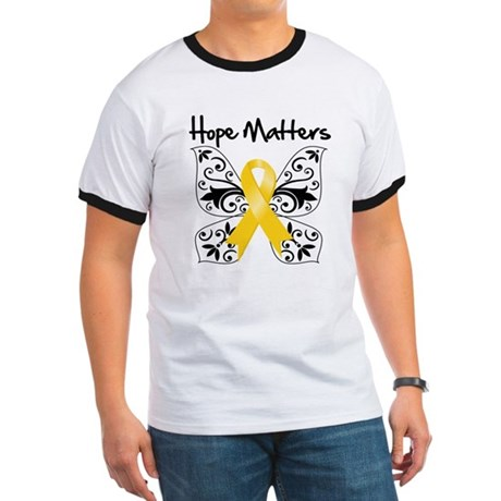 Hope Matters Child Cancer Ringer T