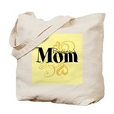 Customizable Mom Tote Bag
