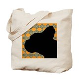 Double-Sided Bulldog Tote Bag