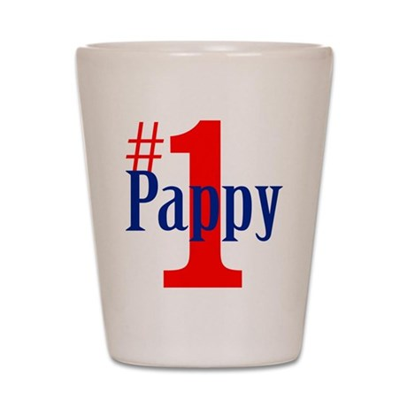 1 Pappy Shot Glass