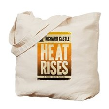Castle Heat Rises Retro Tote Bag