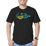 Abstract Peacock T