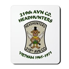 219th AVN HEADHUNTERS Mousepad