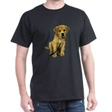 Labrador Retriever Black T-Shirt