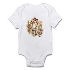 Two Pups Infant Bodysuit