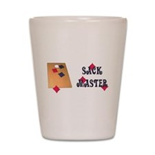 Sack Master Shot Glass