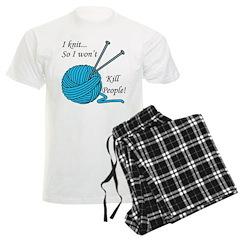 I knit Men's Light Pajamas
