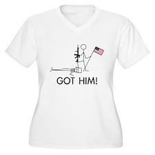 Got Him! T-Shirt