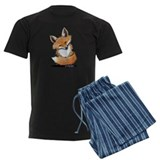 KiniArt Fox pajamas