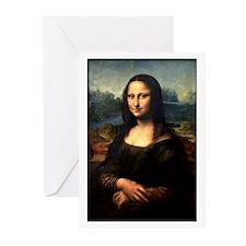 Mona Lisa Greeting Cards (Pk of 20)