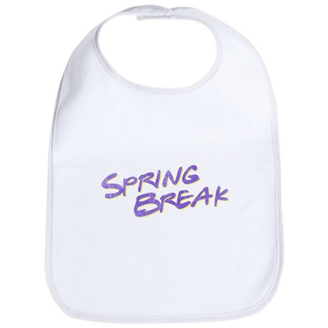 Spring Break Bib