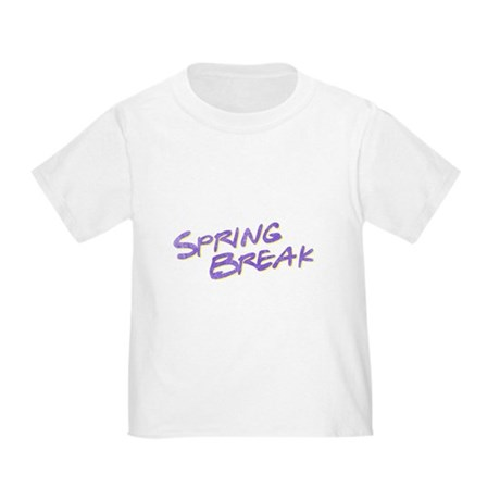 Spring Break Toddler T-Shirt