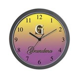Grandma Wall Clock