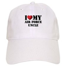 Air Force Uncle Baseball Cap