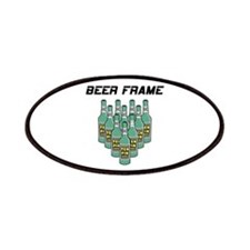 Beer Frame Bowling Patches