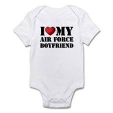 Air Force Boyfriend Infant Creeper