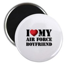 "Air Force Boyfriend 2.25"" Magnet (10 pack)"