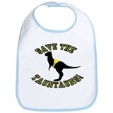 Save The Tauntauns! Bib