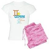 Gemini Traits pajamas