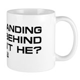 NCIS: Right Behind Mug