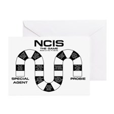 NCIS Game Greeting Cards (Pk of 20)