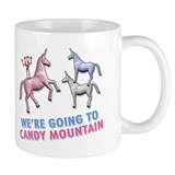 Candy Mountain Small Mug