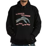 Liopleurodon Hoodie (dark)