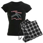 Liopleurodon Women's Dark Pajamas