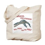 Liopleurodon Tote Bag