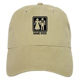 Game Over Baseball Cap